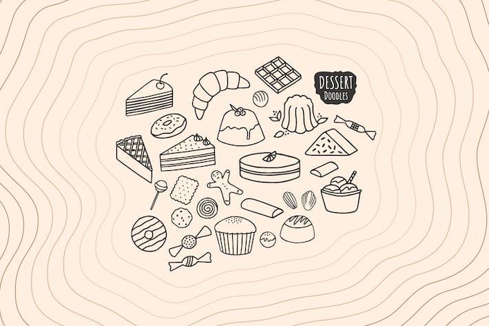 Thumbnail for Dessert Doodles