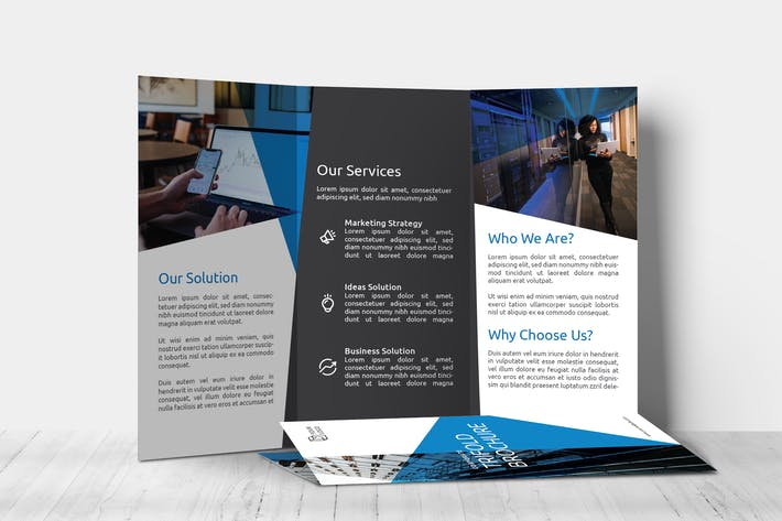 Corporate– Trifold Brochure