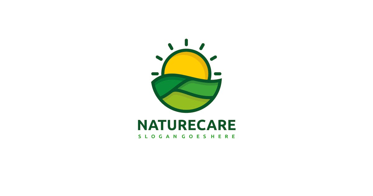 Download Nature Care Logo by 3ab2ou