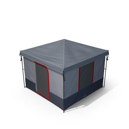 Hütte Camping Zelt