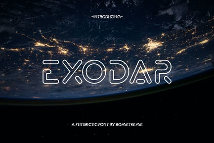 Exodar - Police Futuriste YR