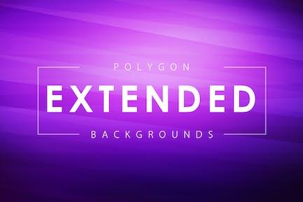 Erweiterte Polygon-Hintergründe