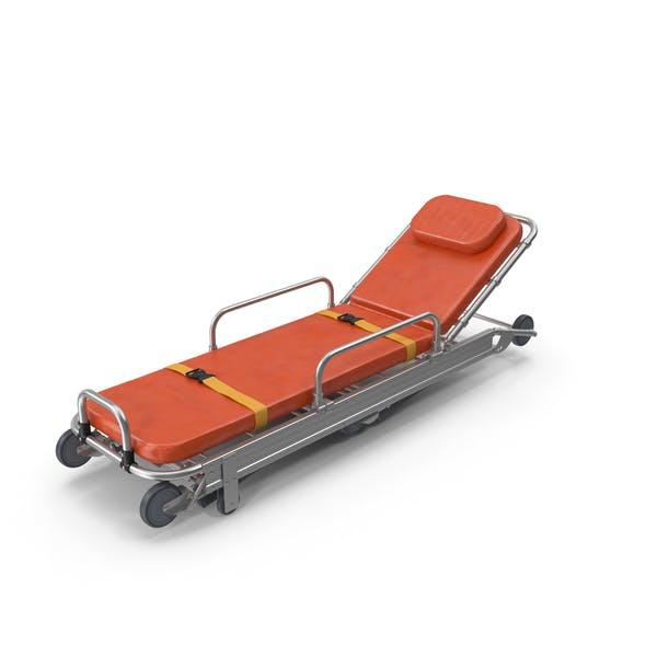 Faltender Ambulanz-Keilrahmen