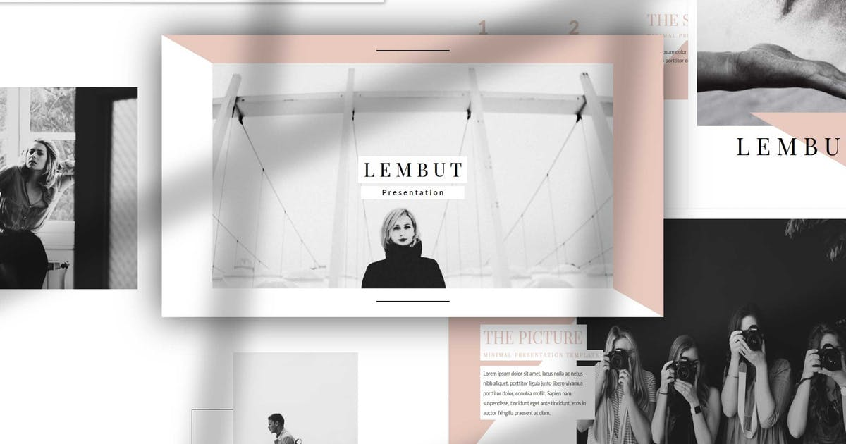 Download Lembut - PowerPoint by BringMeTheDesign