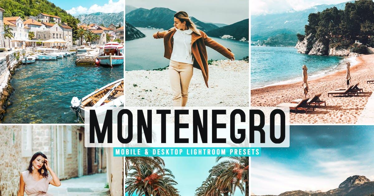 Download Montenegro Mobile & Desktop Lightroom Presets by creativetacos