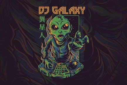 Dj Galaxy