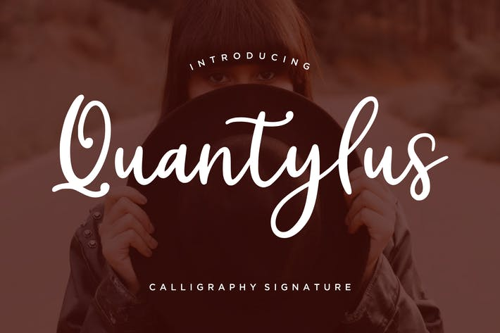Cover Image For Quantylus Calligraphy Signature