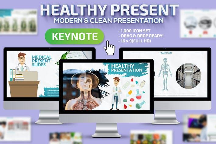 Healthy Keynote Presentation