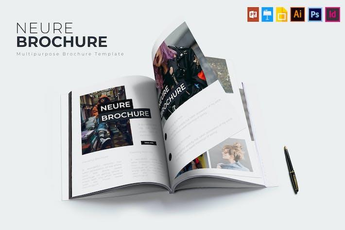 Thumbnail for Neure | Brochure Template