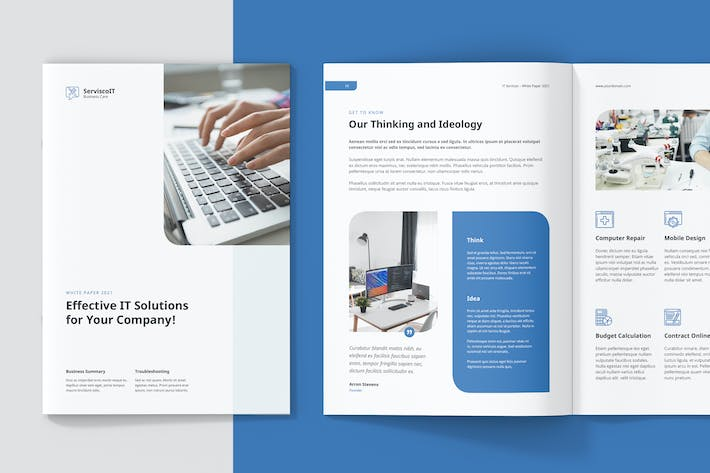 Thumbnail for IT Services – White Paper