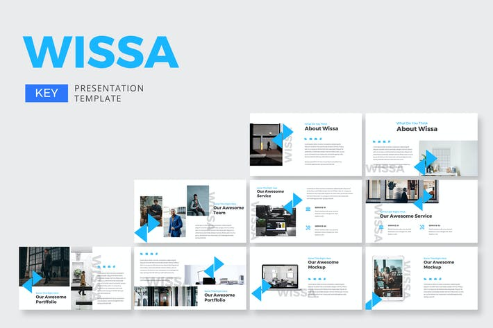 Thumbnail for Wissa Marketing - Keynote