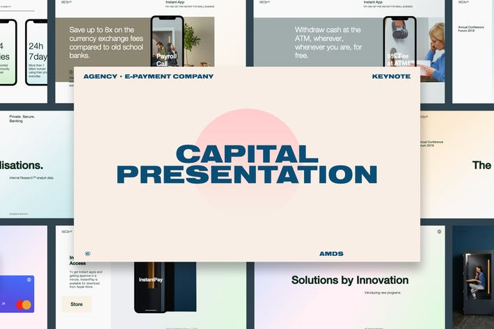 Thumbnail for Capital Investment - Banking Presentation