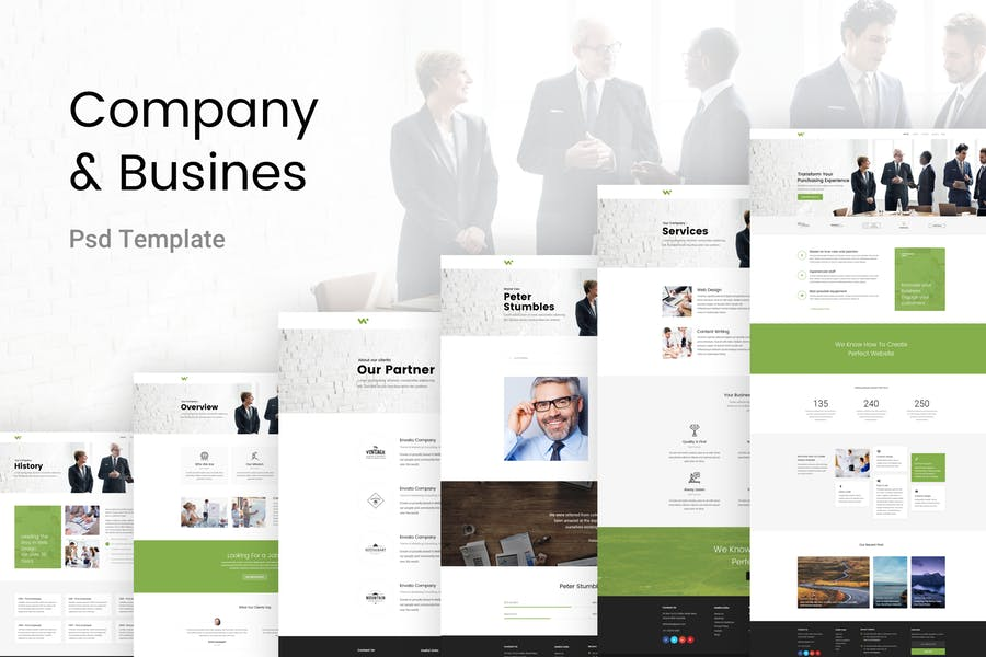 Company & Business
