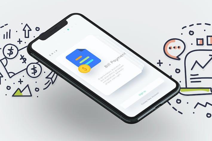 Thumbnail for Smart Wallet Walkthrough 2 Mobile Ui