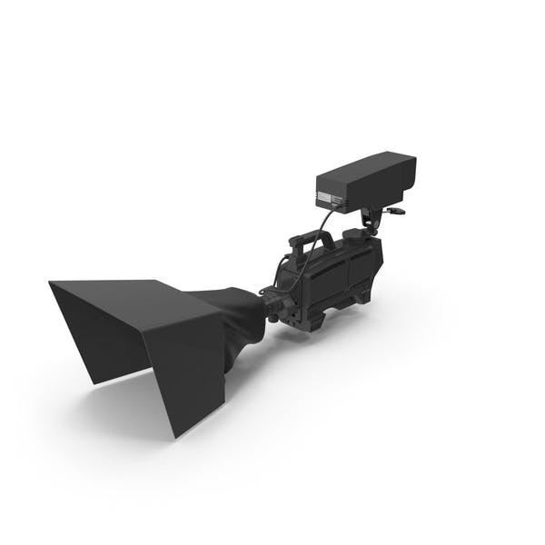 TV Studio Camera