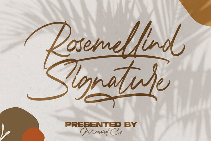 Thumbnail for Rosemellind Signature
