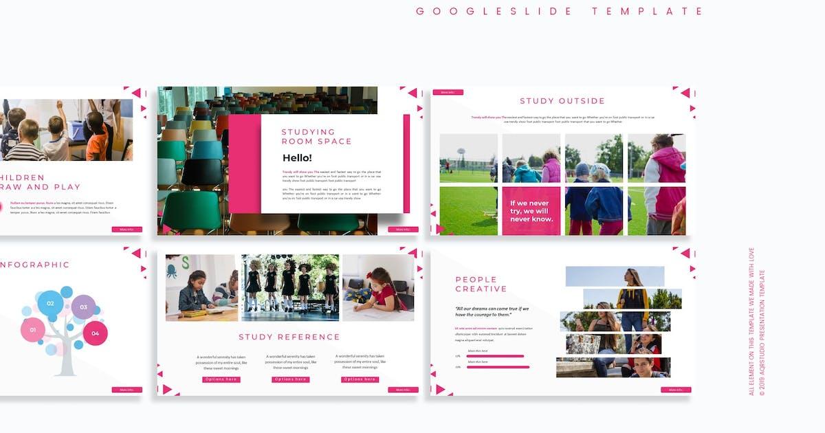 Download Kidscil - Google Slides Template by aqrstudio