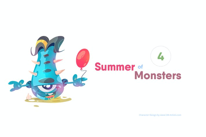 04 Summer of Monsters