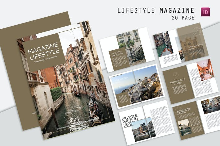 Thumbnail for World Lifestyle Magazine