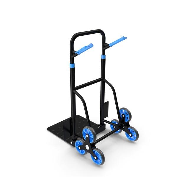 Sackkarre Rollwagen Blau
