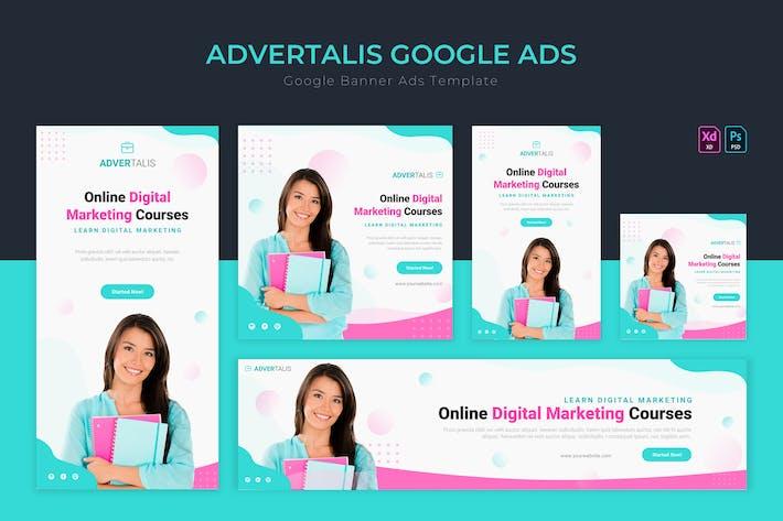 Thumbnail for Advertalis | Google Banner Ads