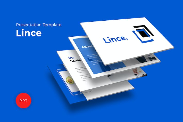 Thumbnail for Lince Creative Powerpoint