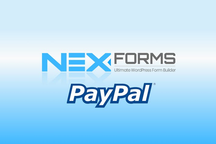 Thumbnail for NEX-Forms - PayPal Add-on