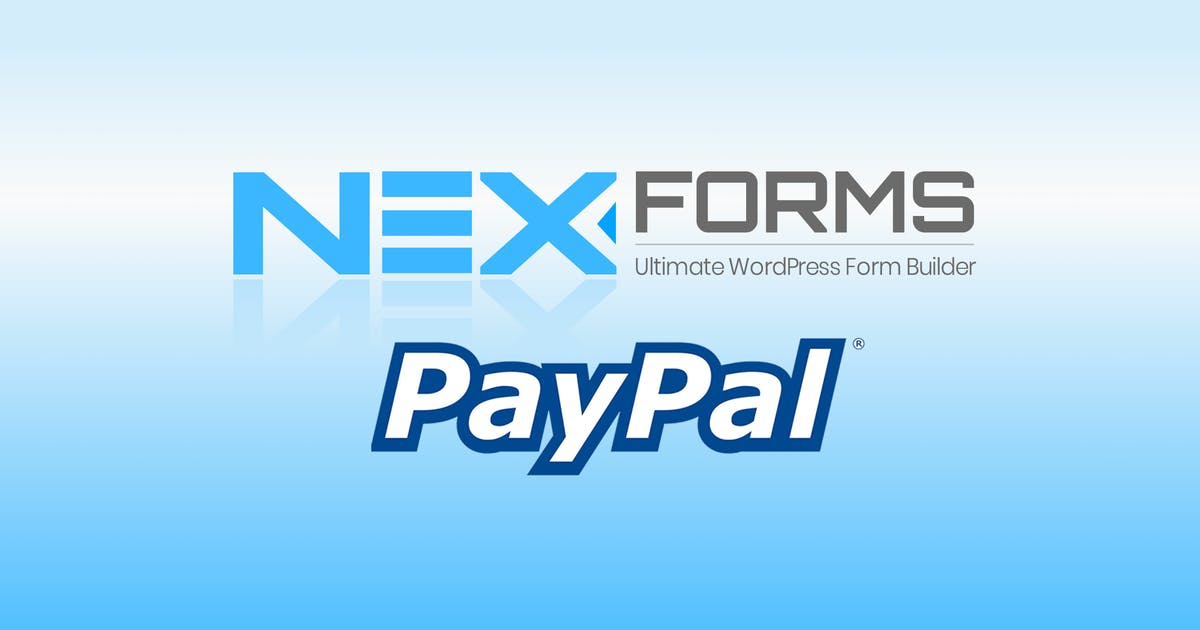 Download NEX-Forms - PayPal Add-on by Basix