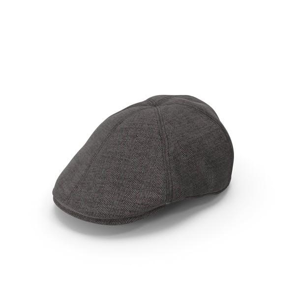 Sombrero Hombre Gris