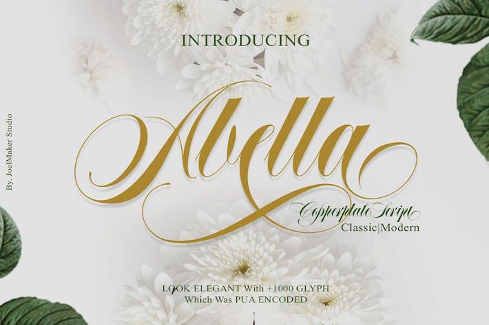 Cover Image For Abella Script