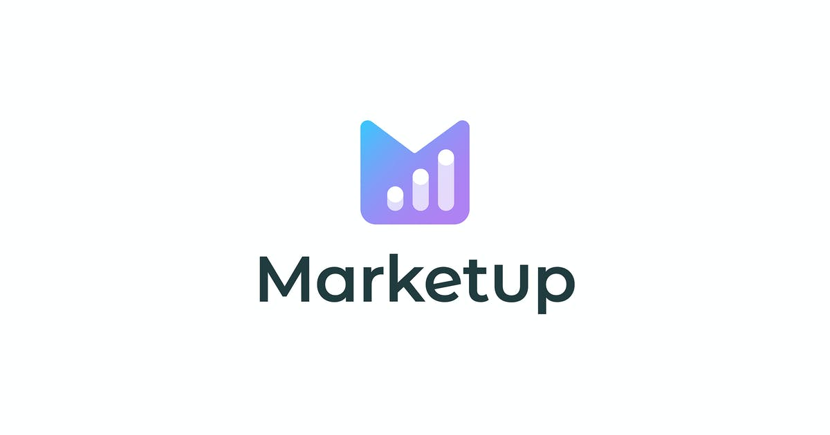 Download Market Up - Letter M, Invest, Stock Logo Template by NEWFLIX