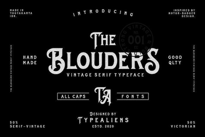Thumbnail for OKA - Blouders