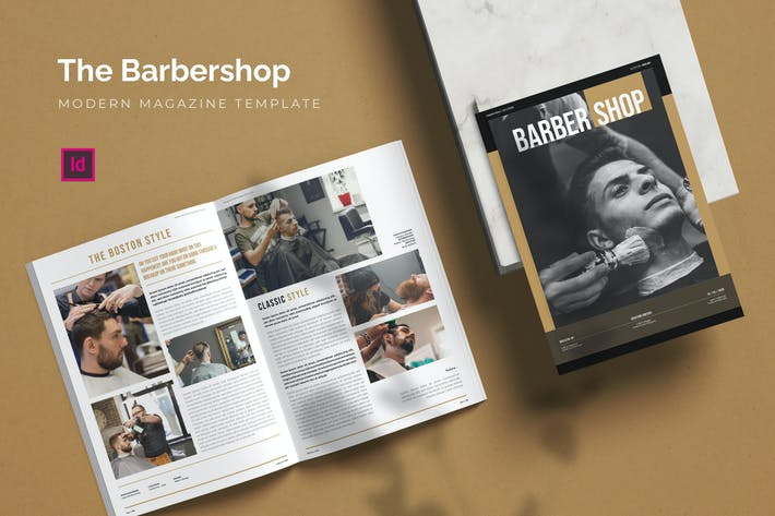 Thumbnail for Barbershop - Magazine