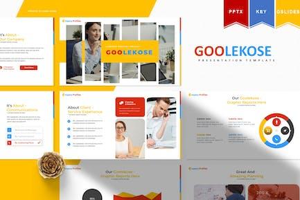 Goolekose   Powerpoint, Keynote ки, Googleslide