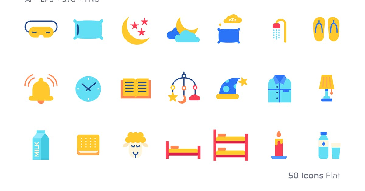 Download Sleeping Color Icon by GoodWare_Std