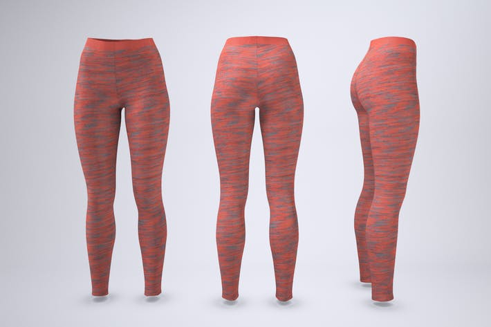 Thumbnail for Leggings Mock-Up