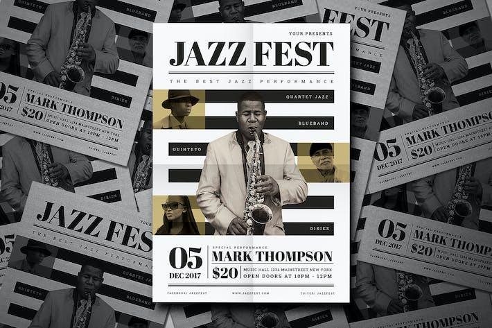 Jazz Flyer 02