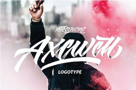 Axewell Logotype