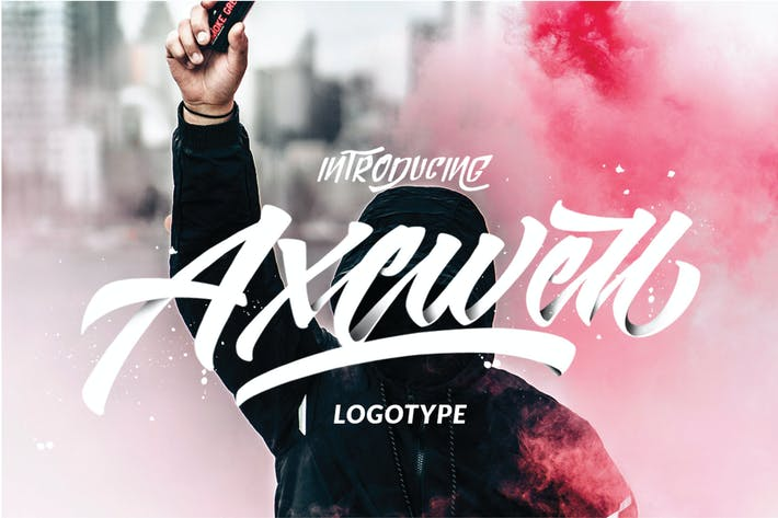 Thumbnail for Logotype Axewell
