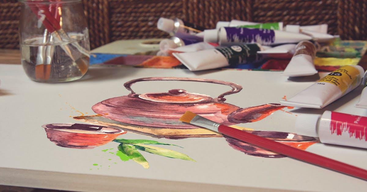 Download Canvas & Brush by SmartDesigns_eu