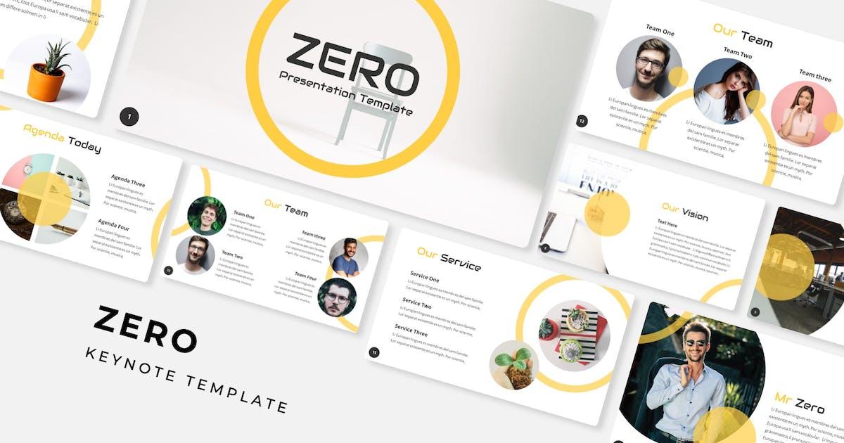 Download Zero - Keynote Template by IanMikraz