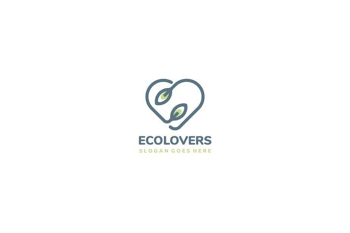 Thumbnail for Eco Lover Logo