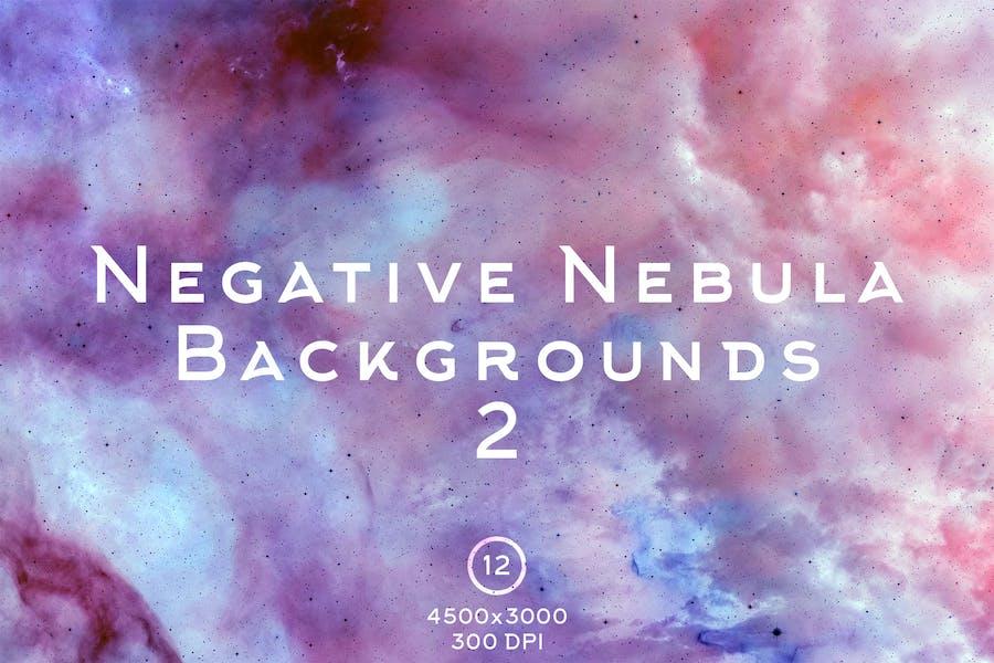 Negative Nebula Backgrounds 2