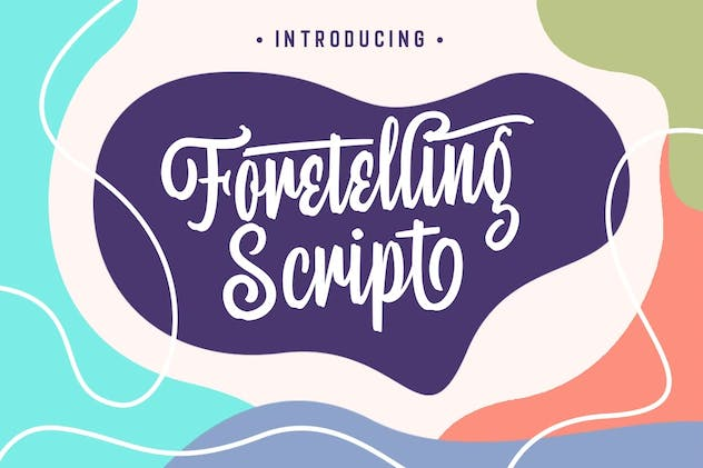 Foretelling Script - product preview 9