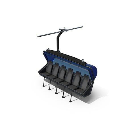 Ski Lift Seat