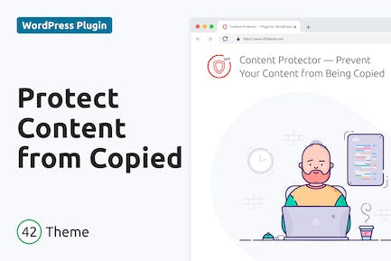 Content Protector — Protect Site from Being Copied