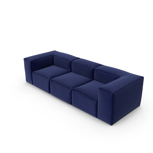 Cover Image for Sofa Blue