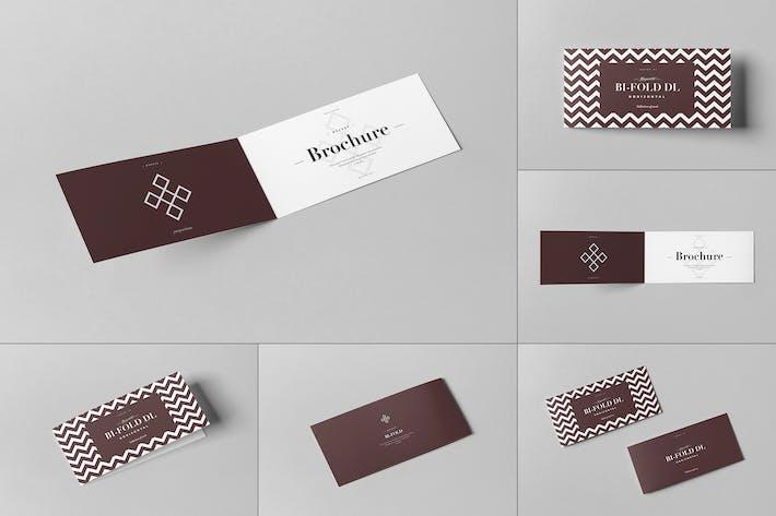Thumbnail for Bi-Fold DL Horizontal Broschüre 2