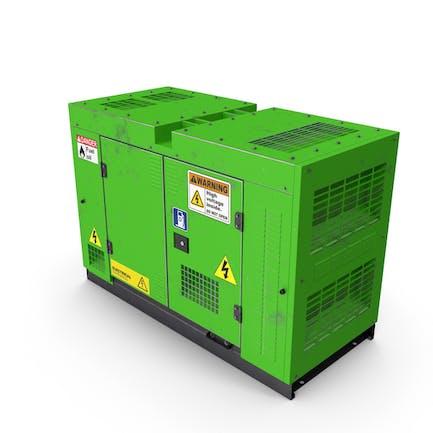 Power Generator Green Used