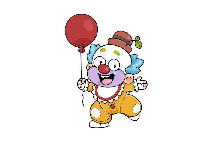 Thumbnail for Happy Clown - Character RG